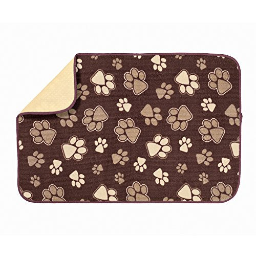 Kitchen Basics Pet Patterned Bowl Mat