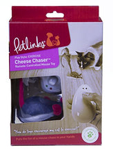 Cheese Chaser Cat Exercise Toy