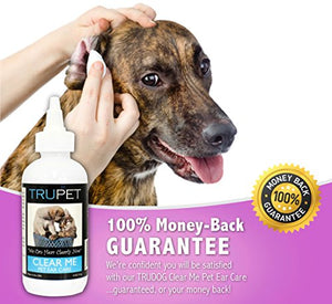 TruPet Pet Ear Care, Prevents Infections
