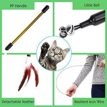 Feather Exerciser Playing Teaser Cat Toy
