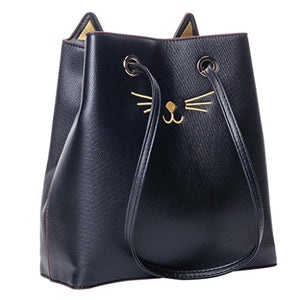Women's Cat Ear Style Handbag