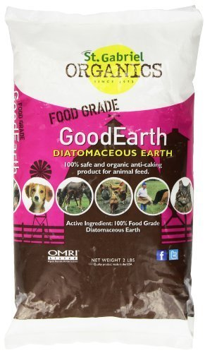 GoodEarth Diatomaceous Earth Supplement, NET WT 2 LBS