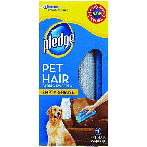 Pledge Pet Hair, Empty & Reuse