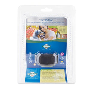 PetSafe YardMax Rechargeable In-Ground Fence Receiver Collar