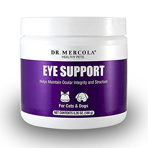 Dr. Mercola Eye Support For Cats & Dogs, 6.34 oz