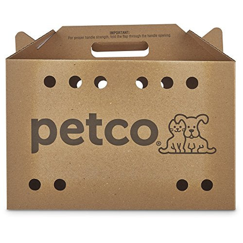 Easy Assembly Cardboard Cat Carrier from Petco