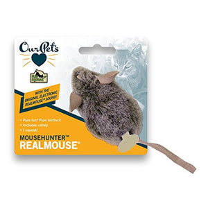 MouseHunter Interactive Cat Toy