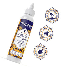 Petpost | Cat Ear Cleaner, Treatment, Relief and Prevention