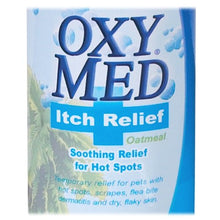 OXYMED Anti-Itch Spray, Soap and Detergent Free
