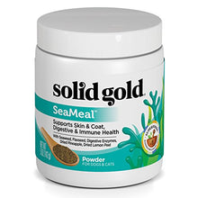 SeaMeal Kelp-Based Supplement for Skin & Coat by Solid Gold Powder