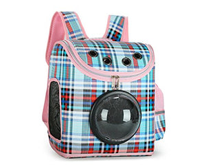 Pet Carrier Backpack Including Three Windows