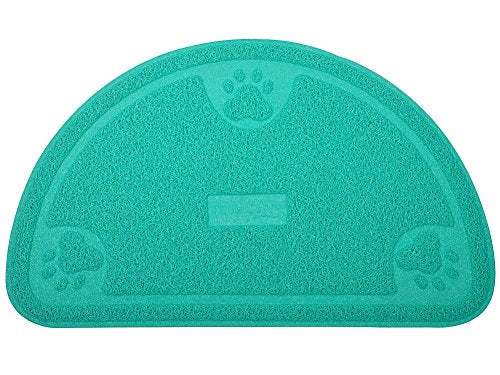 Large Cat Paw Print Litter Box, Door Mat