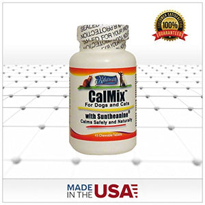 Calmix for Dogs and Cats by Kala Health, with Suntheanine