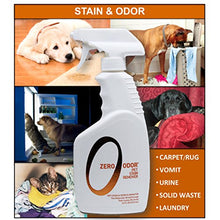 Odor Pet Stain Remover by Zero, 16-ounces