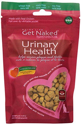 Get Naked Urinary Health Cat Treat with Taurine, 2.5 oz