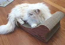Compressed Recycled Cardboard Corrugated Cat Scratcher