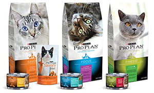 Purina Pro Plan Savor Adult Salmon & Rice Formula Cat Food