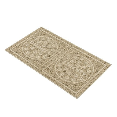 Pet Feeding Mat for Food and Water
