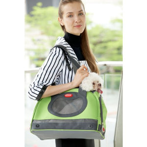 Kiwi Green Petaboard Style Pet Carrier