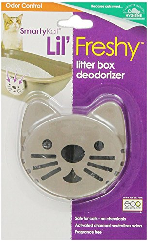 Lil' Freshly Cat Litter Box Deodorizer by SmartyKat