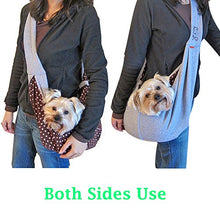 Hands-Free Reversible Handbag for Cats
