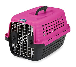Compass Fashion Pets Kennel with Chrome Door