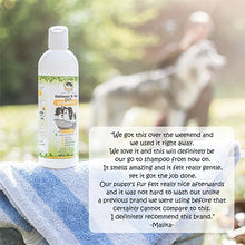 Oatmeal & Aloe Pet Shampoo by Mika Pets
