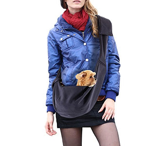 Royal Blue Hands-Free Pet Sling Carrier