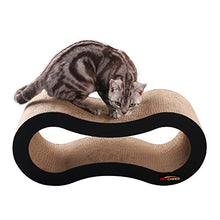 Ultimate Cat Scratcher Bed with Catnip