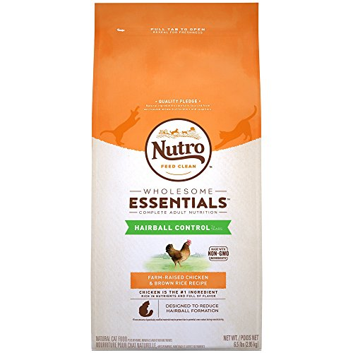 NATURAL CHOICE HAIRBALL CONTROL Adult Cat Chicken and Whole Brown Rice Formula