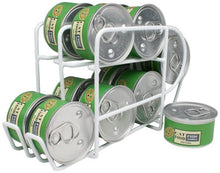 Pet Food Can Dispensers, Holds 12 x 3-ounce Cans
