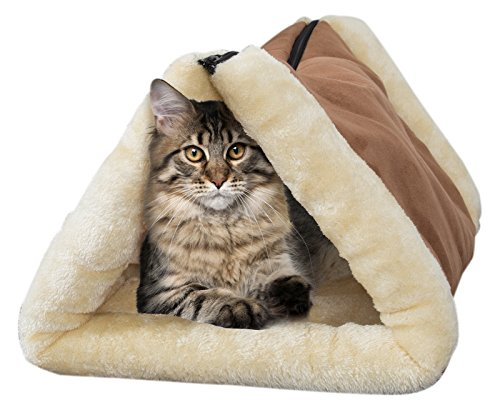 Thermo-Reflective Kitty Hut Bed