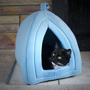 Polyester Igloo Cat House