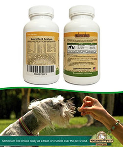 Makondo Pets Immunity Daily Supplement, Multivitamin & Multimineral