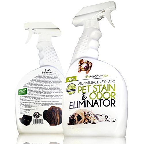 Natural Enzyme Cleaner by Life Miracle USA