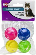 Ethical Slotted Balls Cat Toy
