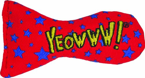 Fun Yeowww Catnip Toy