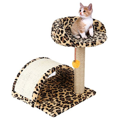 Sisal Scratching Post Cat Tree
