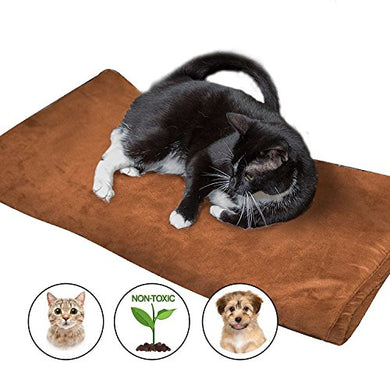Self Warming Elegant Cat Mat