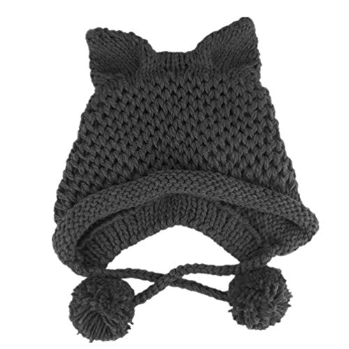 Hat Cat Ear, 100% Handmade, Women/Girls
