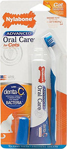 Nylabone Advanced Oral Care with Denta-C for Cats