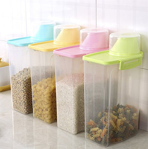 Pet Food Storage Container by PISSION