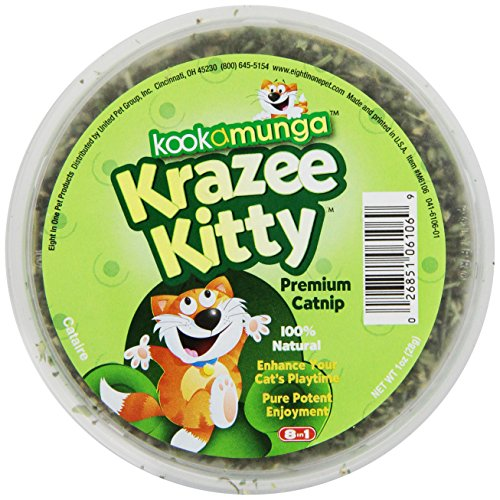 Kookamunga Catnip, Made With Choice Leaves And Tops