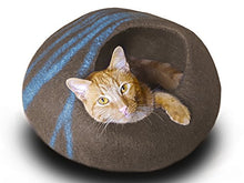 Modern Design 100% Merino Wool Bed for Cats
