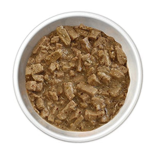 Organix Shredded Chicken & Chicken Liver Recipe for Adult Cats