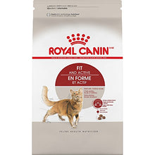 Royal Canin Fit and Active Feline Health Nutritionadult