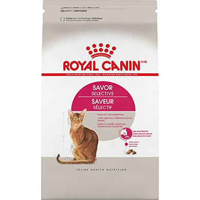Savor Selective Sensation Dry Cat Food by Royal Canin, 6-Pound