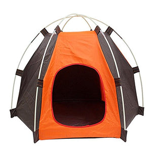 Portable Folding Cat Tent House