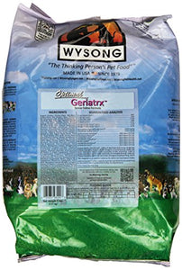 Optimal Geriatrx Senior Feline Formula Cat Food by Wysong, 5 Pound Bag