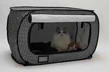 Portable Cat Cage with Travelling